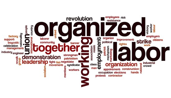 Labor Word Cloud